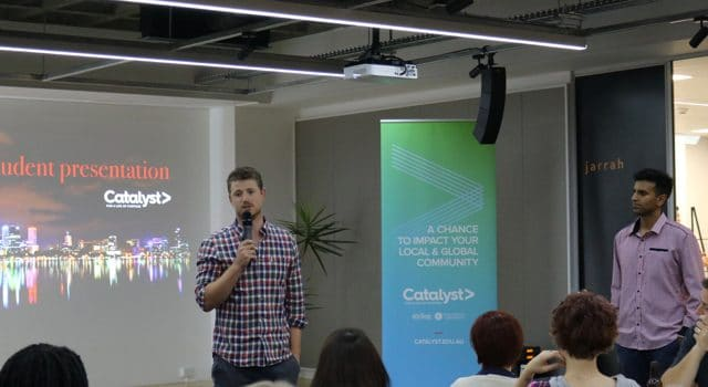 CATALYST LAUNCH