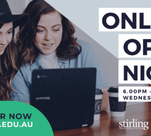 20 MAY | Semester 2 Online Open Night